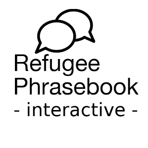 Refugee Phrasebook Interactive